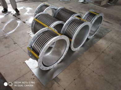 Expansion Joints Bellows